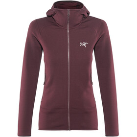 Arc'teryx Kyanite Hoody Women Crimson
